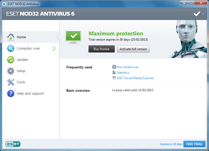 Eset Nod32 Full Crack Serial Key
