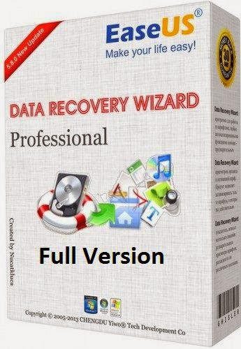 EaseUS Data Recovery Wizard 8.5 Full Crack Plus Keygen