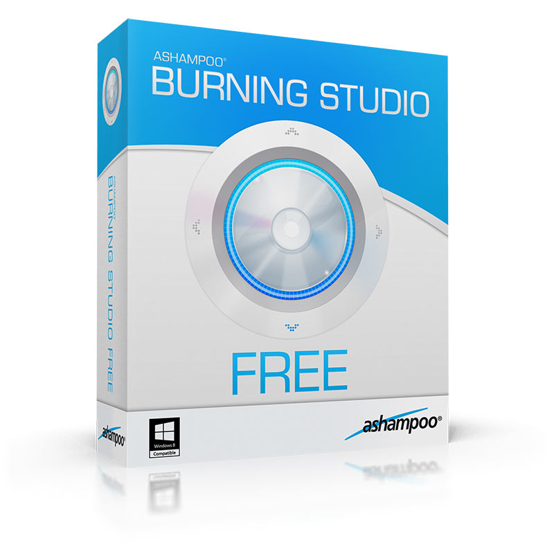 Ashampoo Burning Studio Free Download
