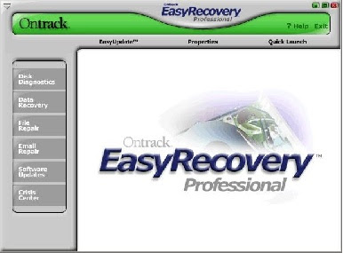 Ontrack EasyRecovery Pro 11.1 Plus Keygen Free Download