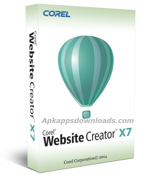Corel-website-creator-X7-Full Version crack free