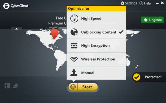 CyberGhost-VPN-5 full version with activation key