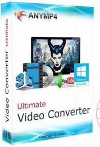 AnyMP4 Video Converter Ultimate 6.3.6 Crack Serial Key