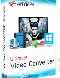 AnyMP4 Video Converter Ultimate 6.3.6 Crack