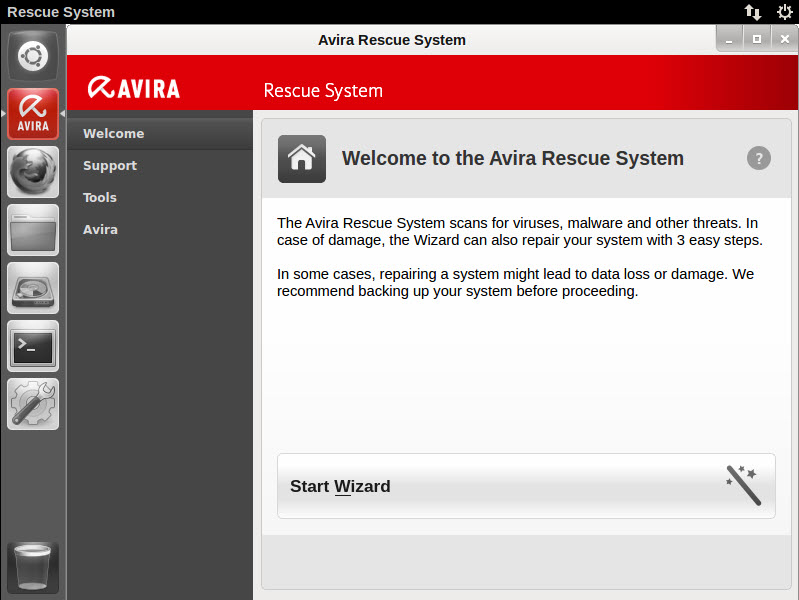 Avira Antivir Rescue System 2015 Download ISO File