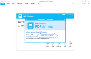 wondershare pdf to word converter serial key