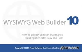 WYSIWYG Web Builder v10.4.0 Crack & Serial Key