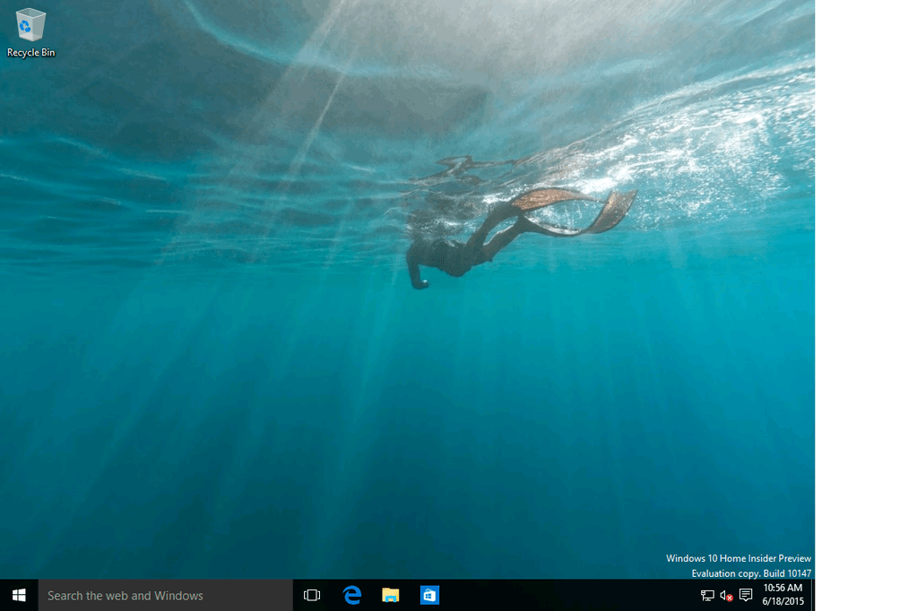 Windows 10 Insider Preview Build 10176 Leaked ISO 3