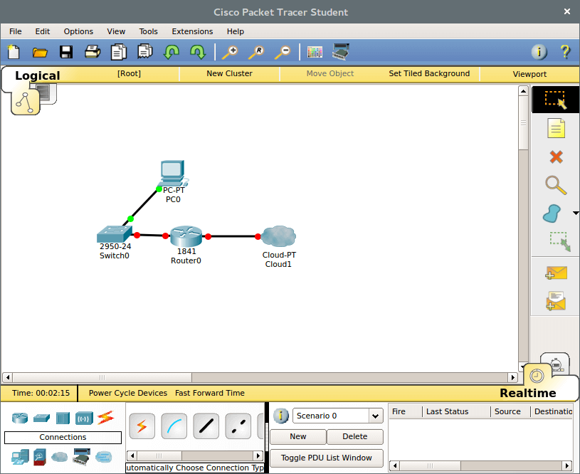 Cisco Packet Tracer 6.2 Student