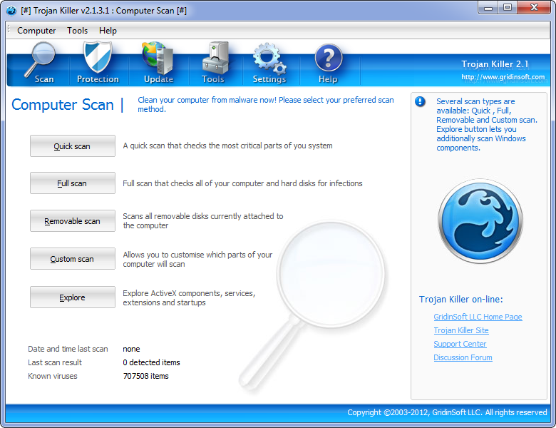 Trojan Killer 2.2.8.1 Crack Serial Key Download