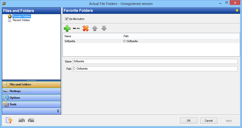 Actual File Folders 1.5.1 Crack Download