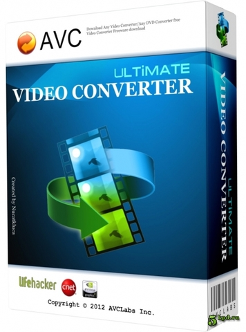 Any Video Converter Ultimate 5.8.2 Multilingual +Serial Key