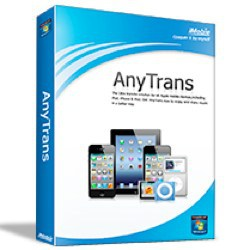 iMobie AnyTrans 4.7.2 Crack Plus Serial key Download