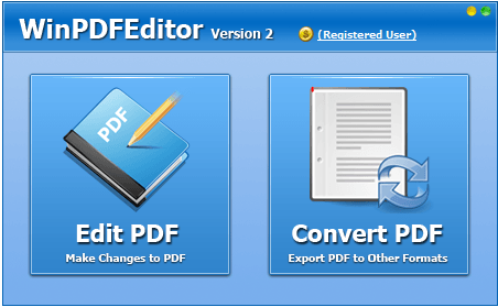 Win PDF Editor 2.1.0 Crack Full version