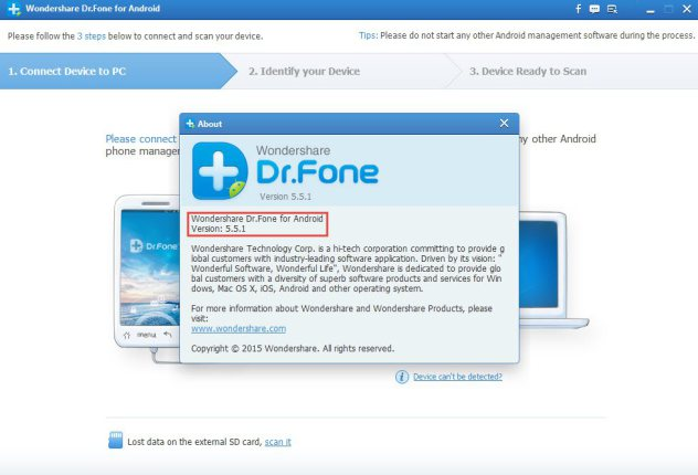 wondershare Dr.fone full version