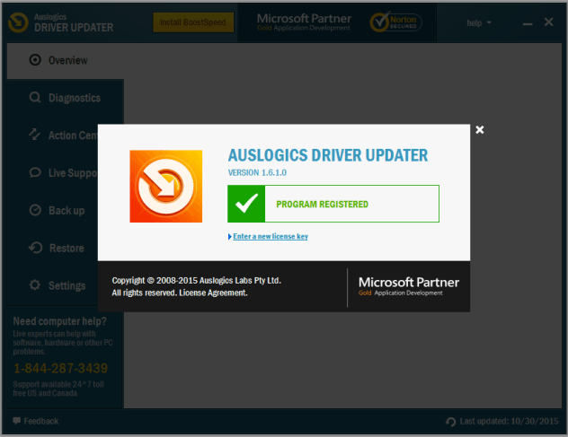 Auslogics Driver Updater full version download