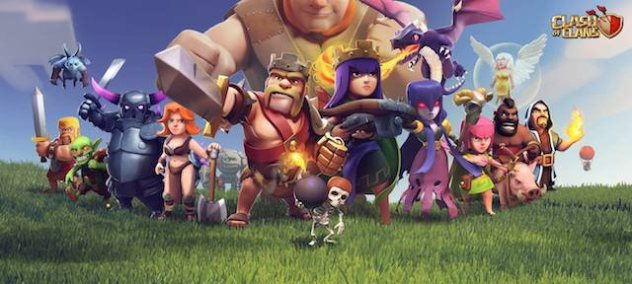 Clash of Clans Unlimited ModHack v7.200.19 APKs Download
