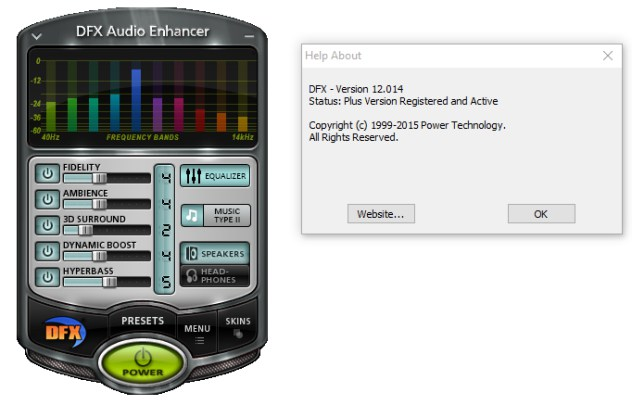 DFX Audio Enhancer 12.0.14 Crack