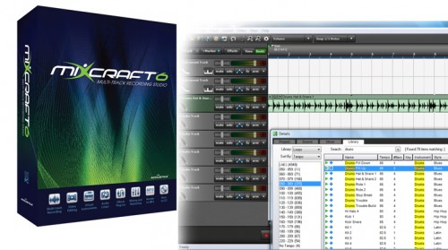 Mixcraft 6 Full Crack + Serial Key Download