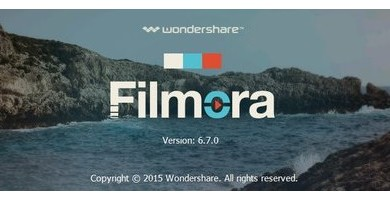 Wondershare Filmora Crack 6.8.2