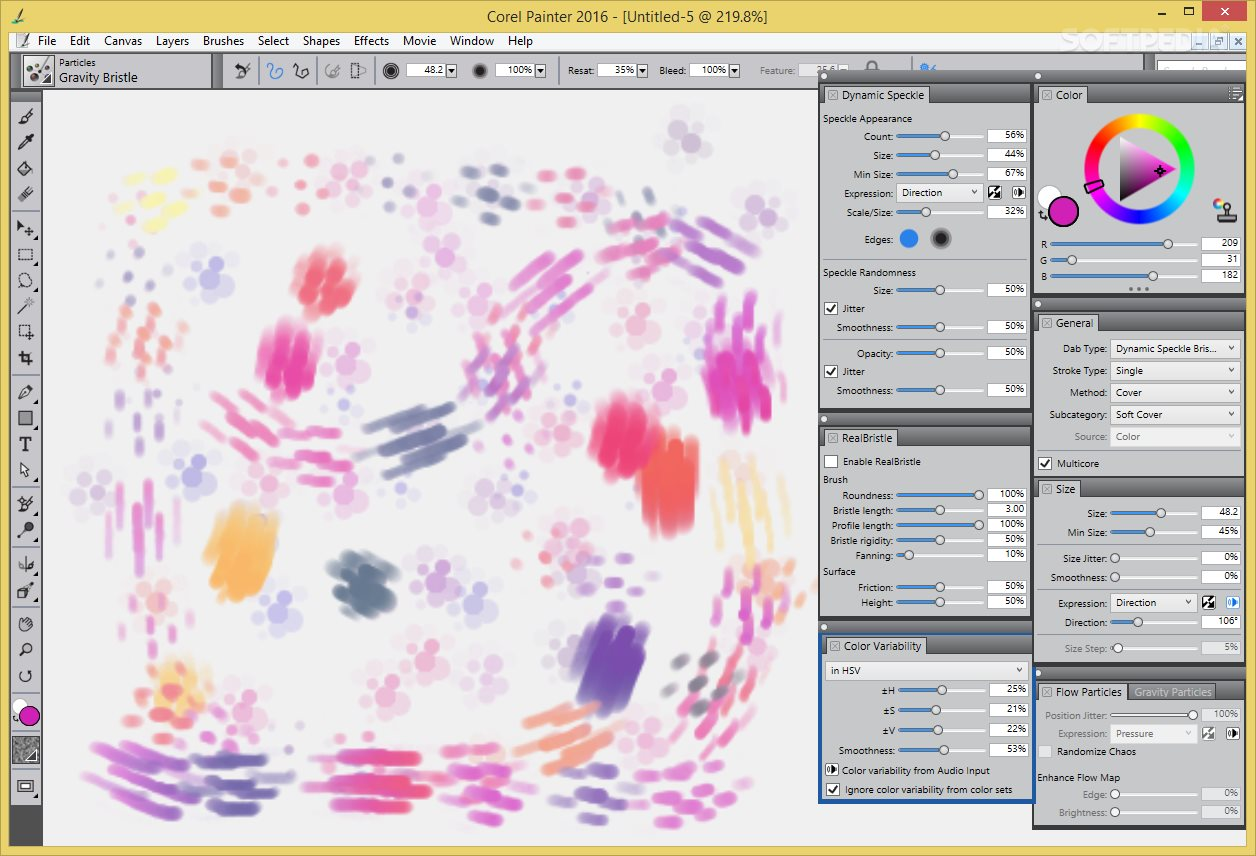 Corel Painter 2016 Crack