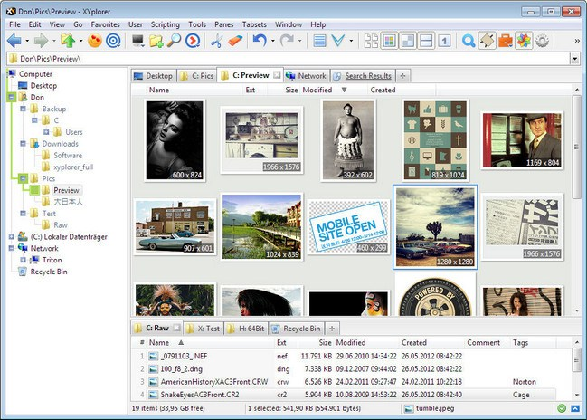 XYplorer 16.20.0200 Crack Multilingual + Portable Free Download