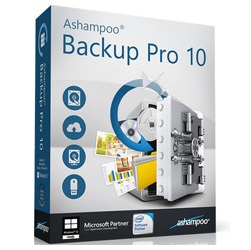 Ashampoo Backup Pro 10 Crack Full + Serial Key