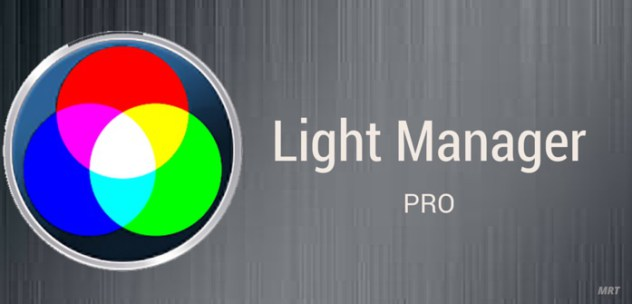 Light Manager Pro 9.3 APK Available To Download