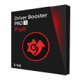 IObit Driver Booster Pro v3.3.0.744 Full Crack + Serial