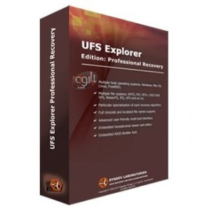 UFS Explorer Professional Recovery 5.19.1 Crack + Serial Key