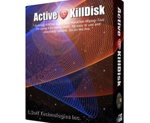 Active KillDisk Professional Suite 10.1 Crack + Serial key