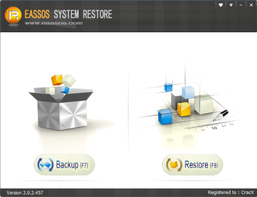 Eassos System Restore 2.0.2 Patch