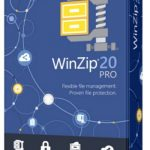 Download Latest WinZip Pro v20.5 Build 12118 Serial Keys
