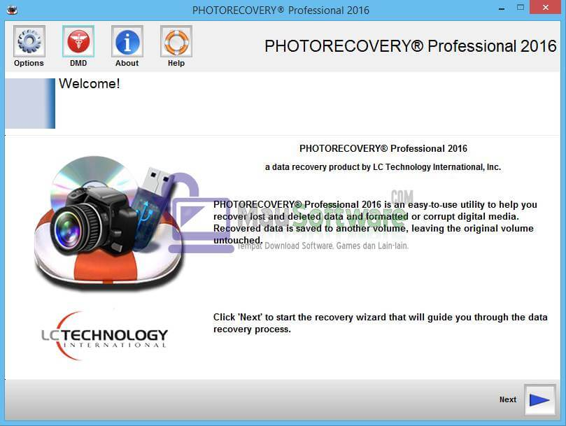 PHOTORECOVERY Professional 2016 Serial Key