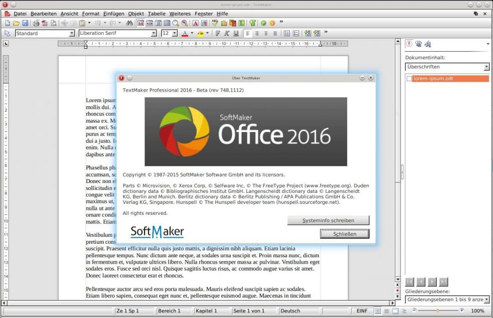 SoftMaker Office 2016 Full Version