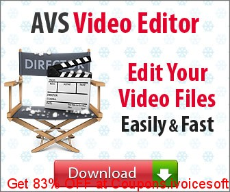 AVS VIDEO EDITOR download crack