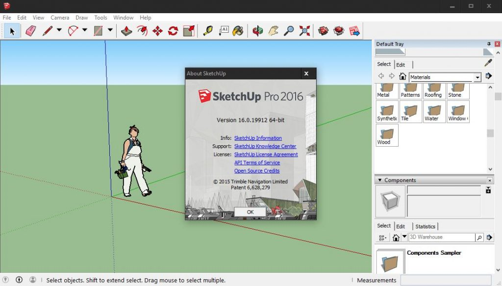 google sketchup pro 2016 with crack  64 bit