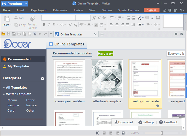 WPS office 2016 full version Crack