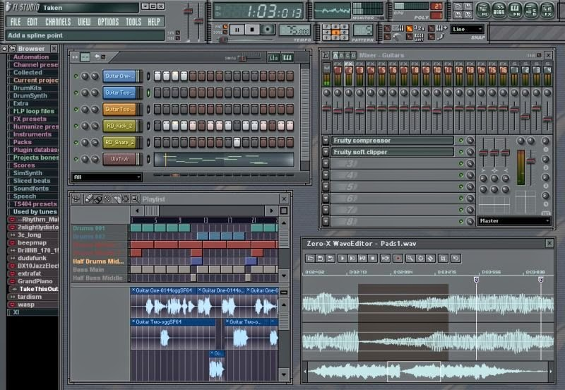 FL Studio 12.3 Producer Edition crack full version