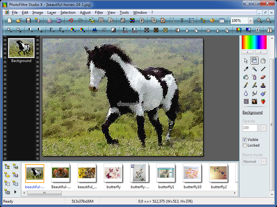 PHOTOFILTRE STUDIO X 10.11.0 FULL VERSION FEATURE