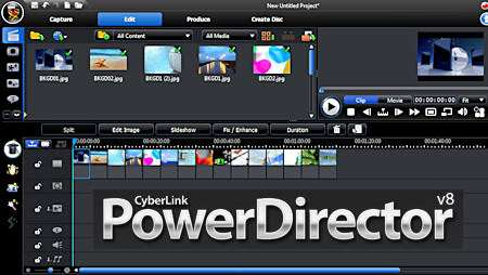 cyberlink powerdirector 10 crack only