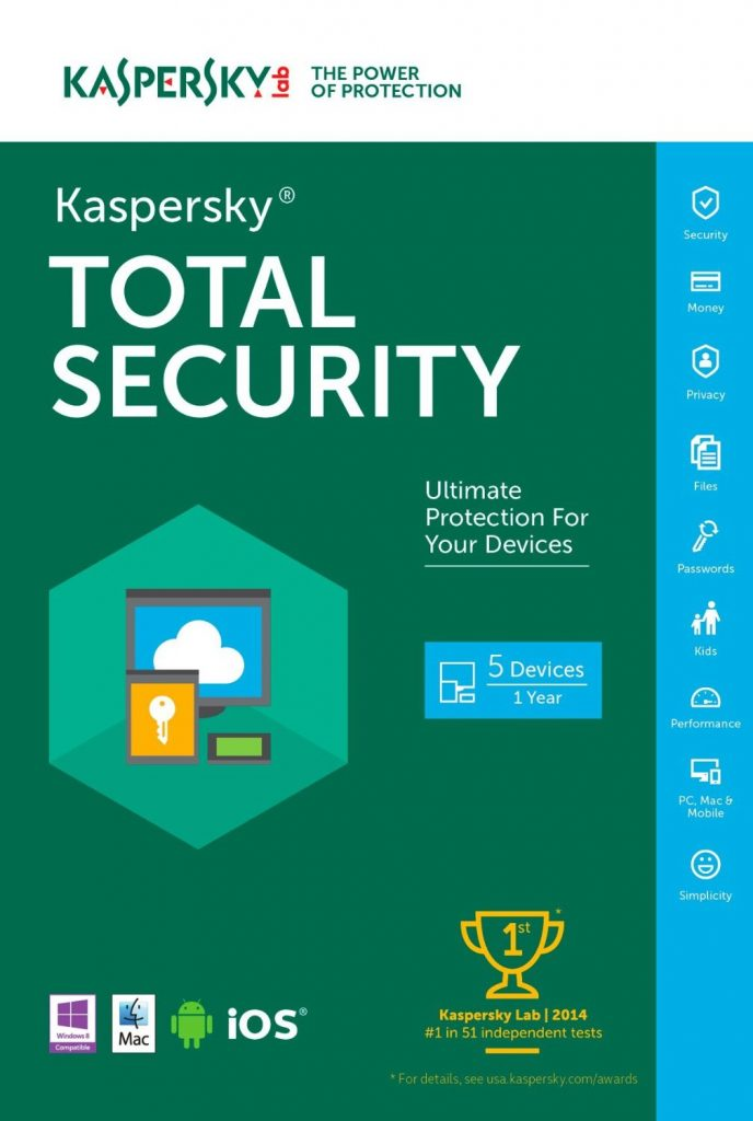 crack kaspersky total security 2016 full version
