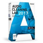 MAGIX Audio Cleaning Lab 2017 Full Serial Key+ Crack
