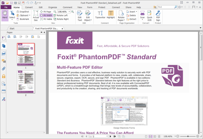 Foxit PhantomPDF Business Crack version