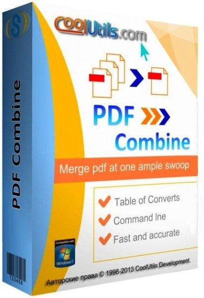 PDF Combiner Merger Free Download Crack