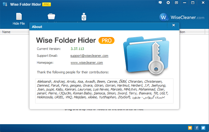 Wise Folder Hider 4 Crack Activation Key Download3