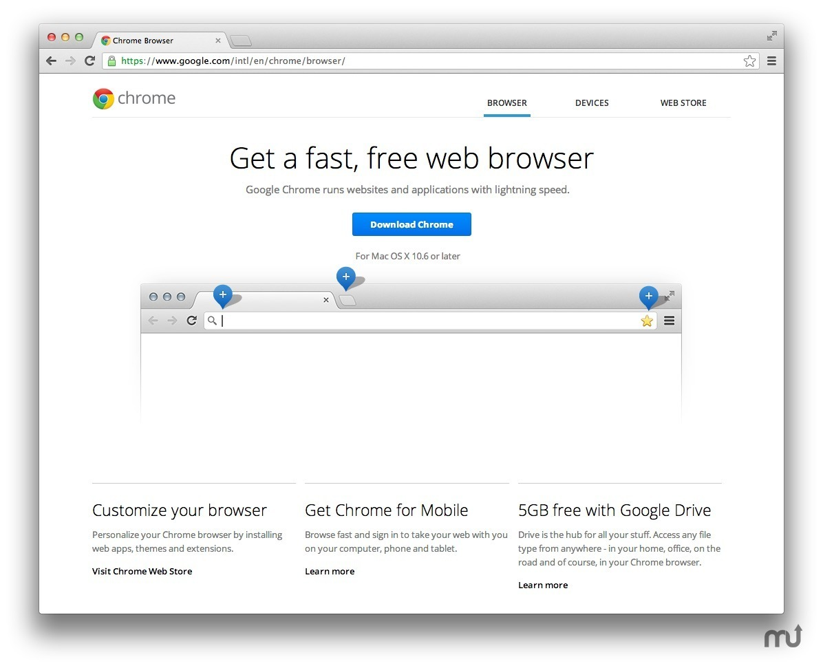 Download Google Chrome Free