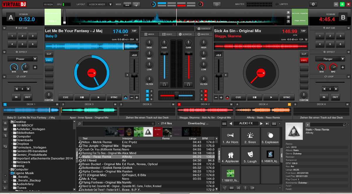 Atomix VirtualDJ 8.2 Build 3954 Crack Torrent 2