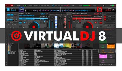 Atomix VirtualDJ 8.2 Build 3954 Crack Torrent