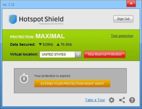 Hotspot Shield 3.19.3.527 Crack Torrent 2